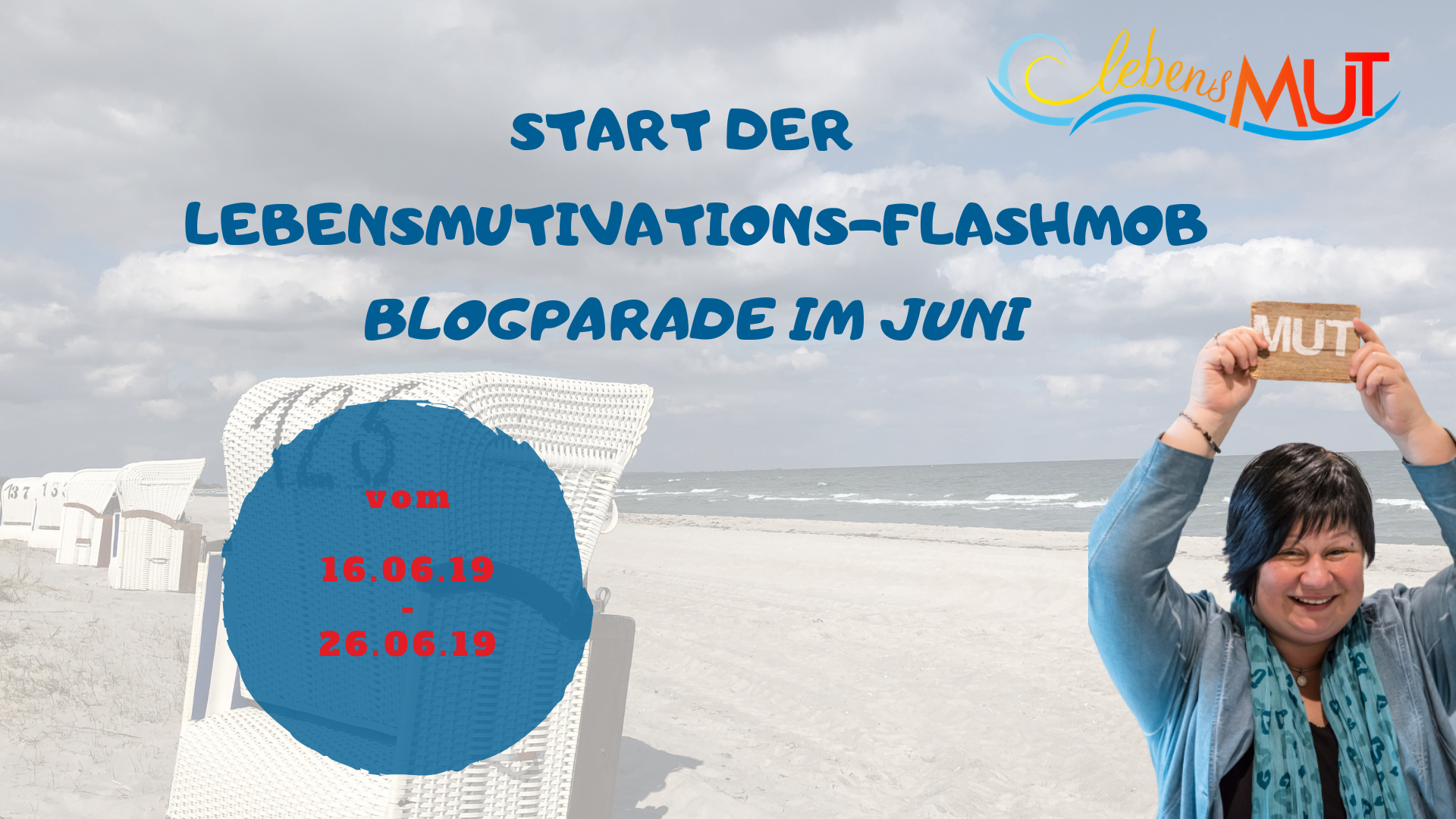 Blogparade LebensMUTivation