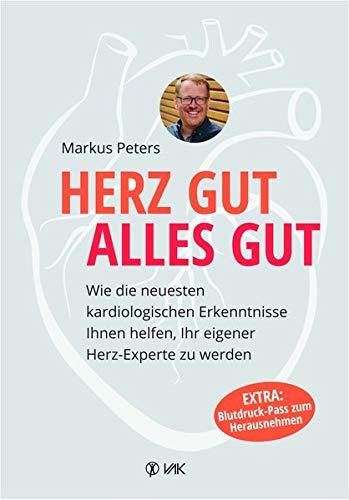 """Gastbeitrag In Dem Buch """"HERZ GUT ALLES GUT"""" Von Markus Peters"""